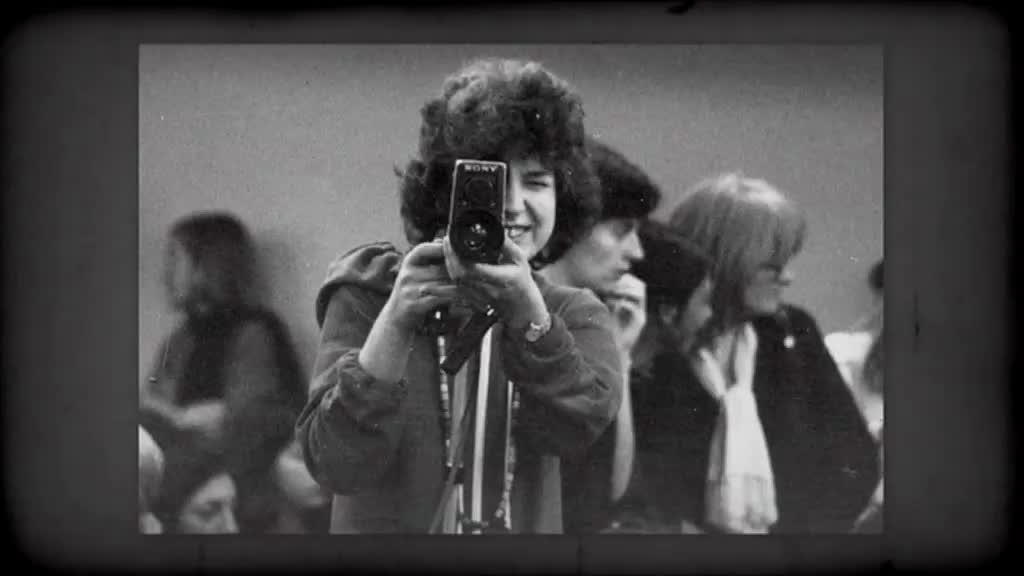 Carole Roussopoulos, une femme à la caméra