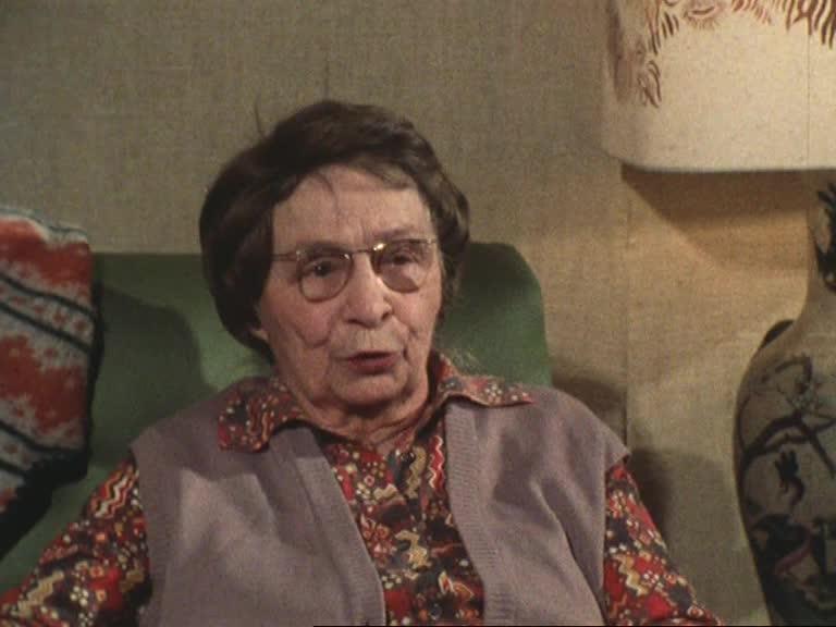 Ecoutez Jeanne Humbert (Femme et néo-malthusienne)