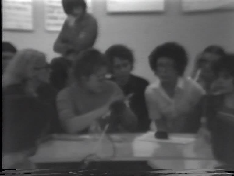 Lutte des femmes à LIP et ailleurs (La) - Lyon, juin 1975