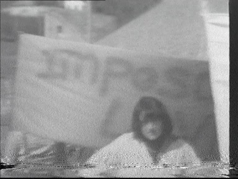 Manifestation à Hendaye - 5 octobre 1975